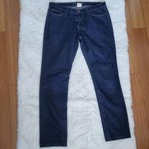 5/$30 Banana Republic dark skinny jeans sz 29